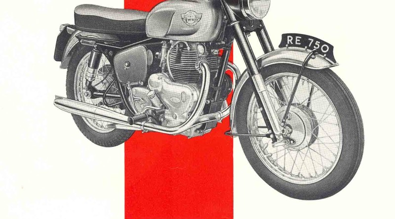 Royal Enfielf Interceptor 1964