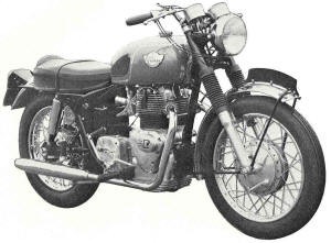 Royal Enfield Interceptor Mark 2 UK Model