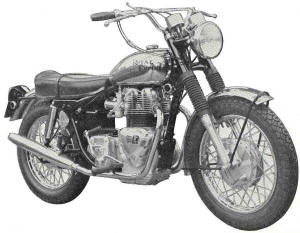 Royal Enfield Interceptor Mark 2 US Model