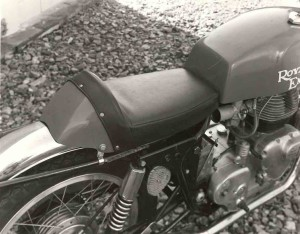 Royal Enfield Interceptor MKII Production Racer
