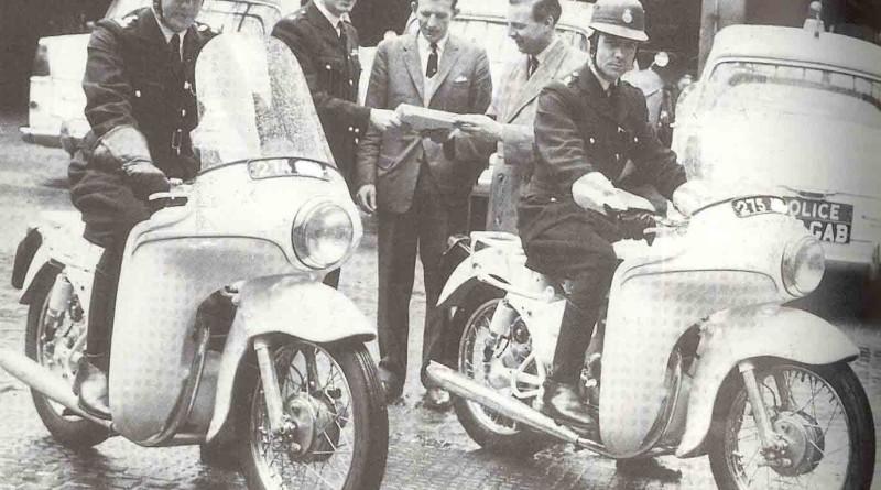 Royal Enfield Police Bikes