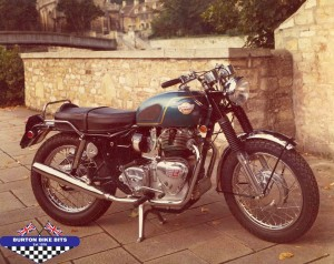 Royal Enfield Interceptor MK2 Factory Photo