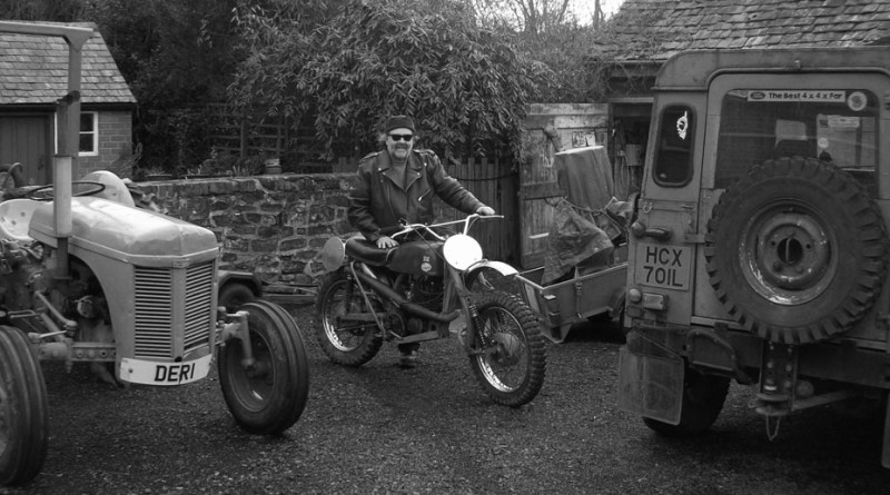 1969 Greeves challenger MX6 250