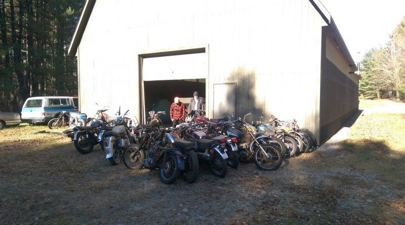 Barn Find British BIkes for sale