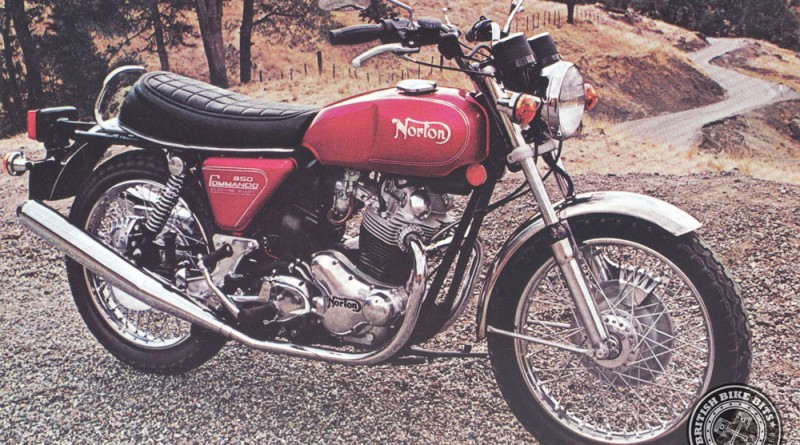 Norton Commando 850 Roadster MK3
