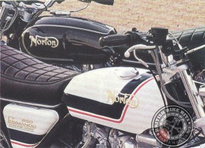 Norton Commando Roadster Petrol Tank