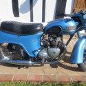 1959 Triumph T21 for sale