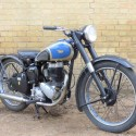 For sale 1951 BSA C11 250cc