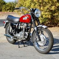 1969 Triumph 650cc T120R Bonneville