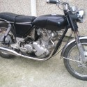 1969 NORTON COMMANDO MODEL