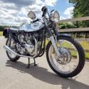 Triton Wideline 650cc Pre Unit Cafe Racer